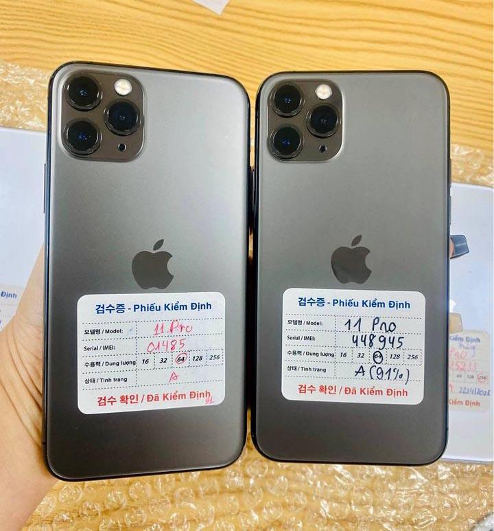 iPhone 11 Pro cũ
