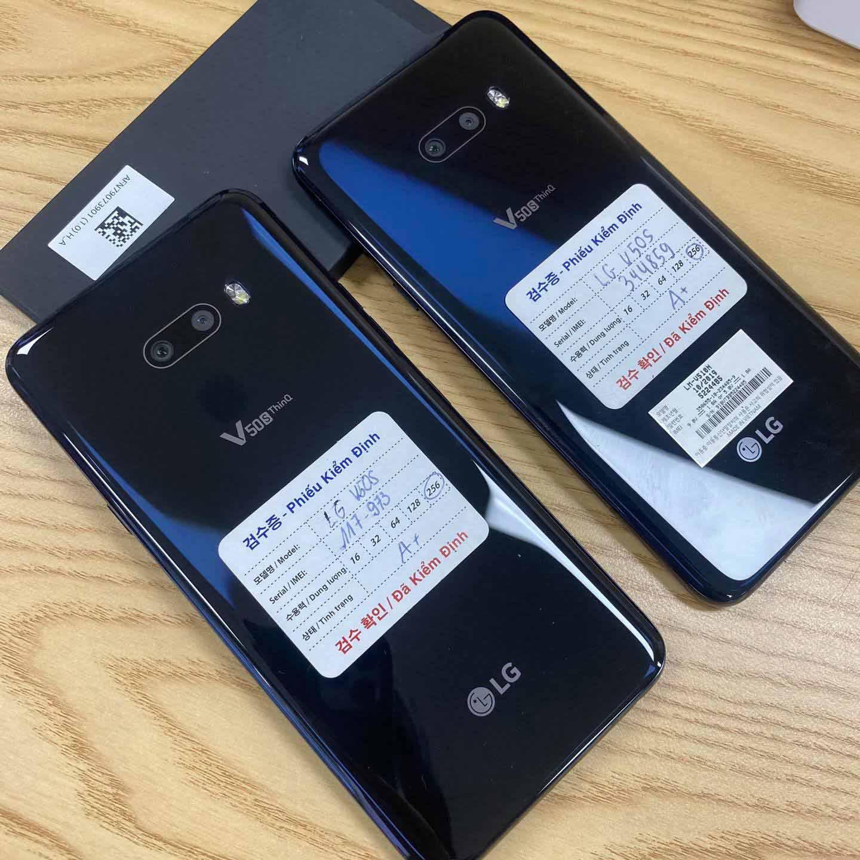 LG V50s xách tay tại Hải Phòng