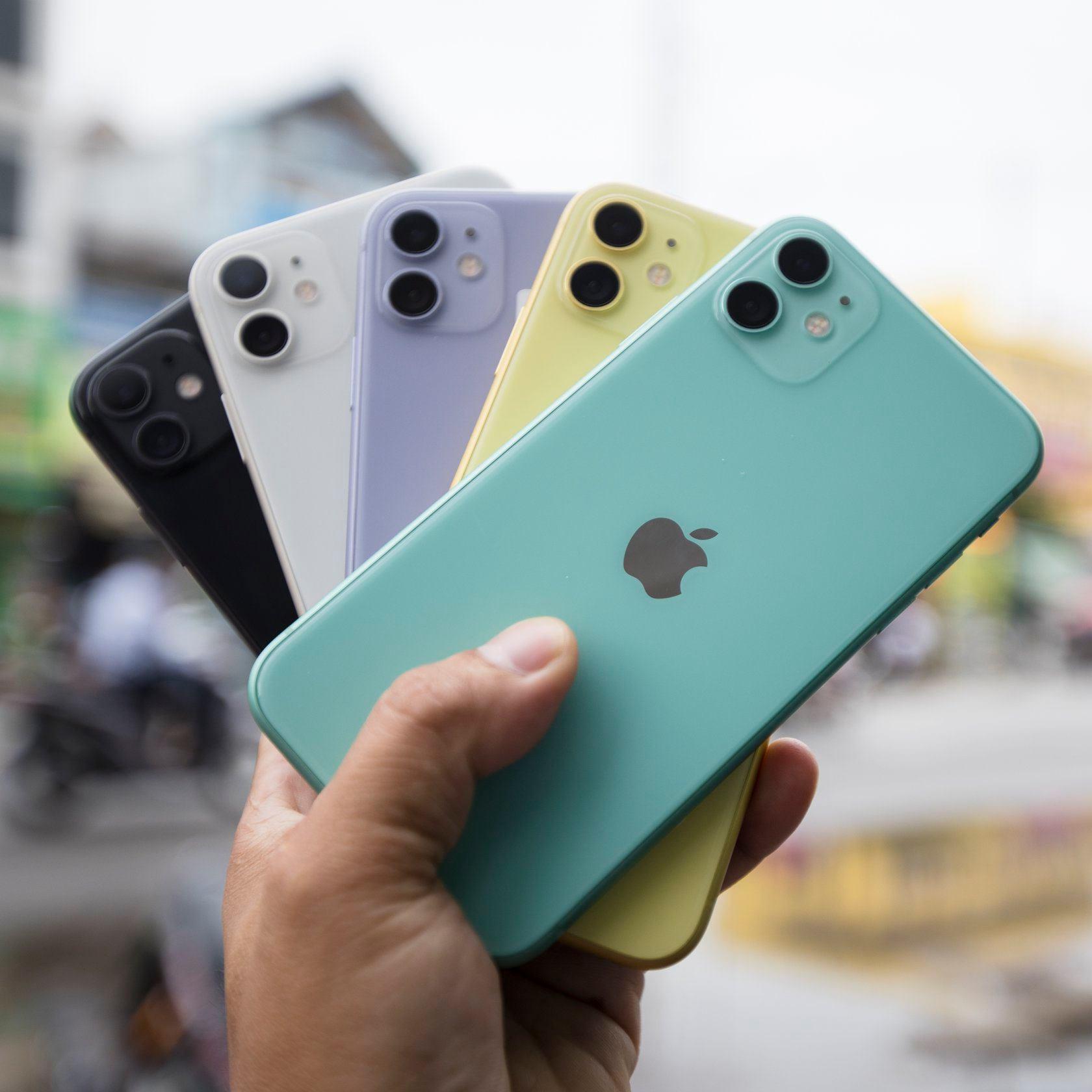 iPhone 11 cũ giả rẻ