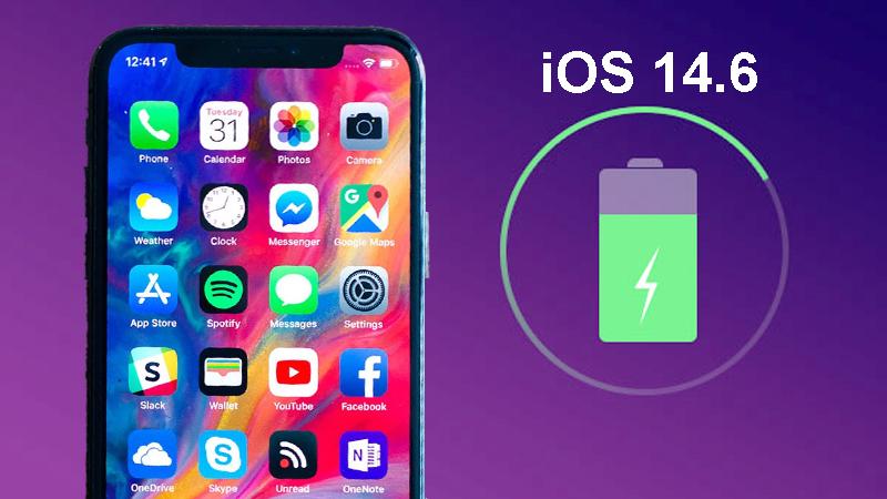 Cách tiết kiệm pin trên iOS 14.6