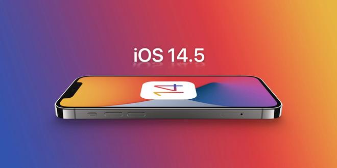 bản cập nhật iOS 14.5