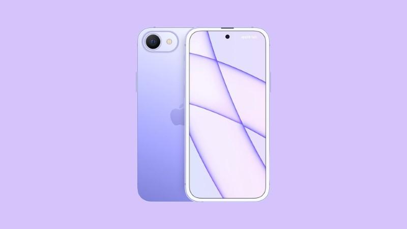 thiết kế iPhone SE 2023 mới