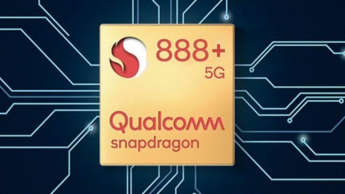 ra mắt con chip Snapdragon 888+