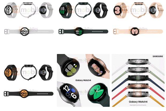 Galaxy Watch 4 xuất hiện trên website của Samsung