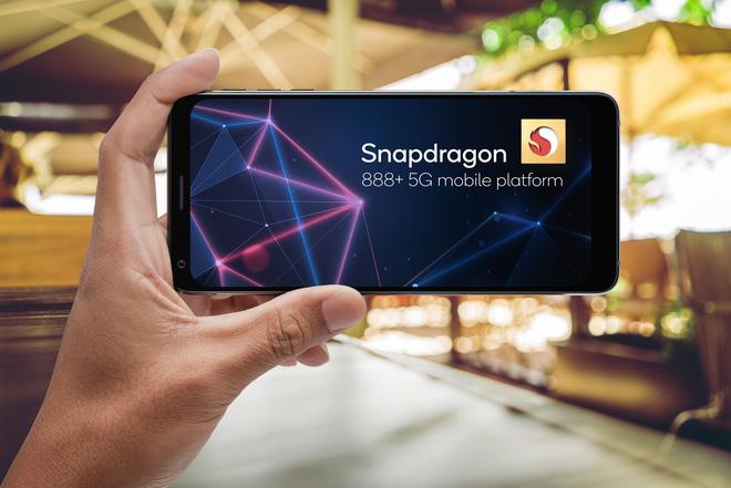 bộ vi xử lý Snapdragon 888+