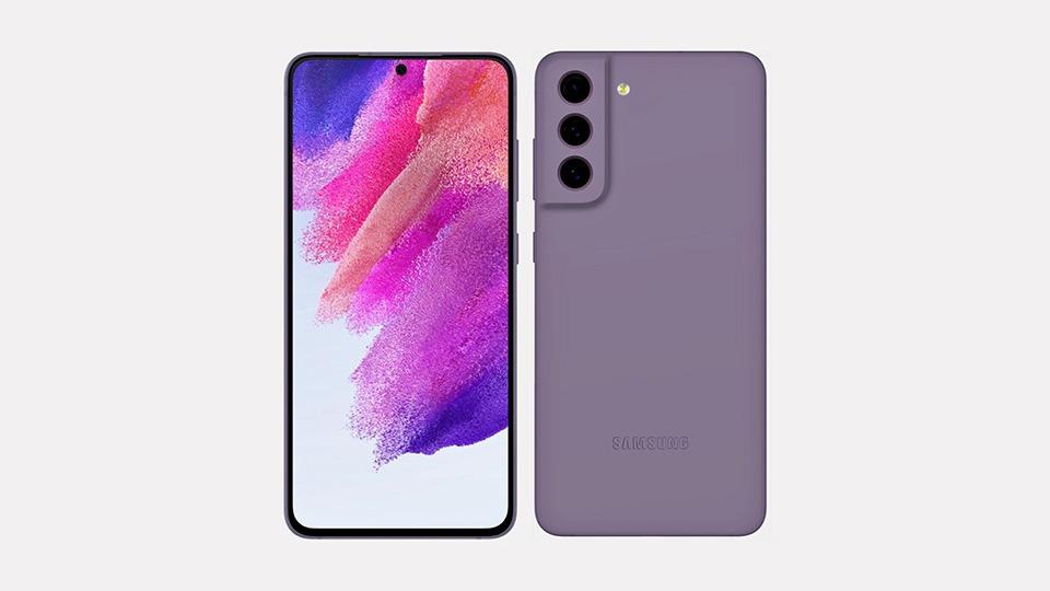 Galaxy S21 FE màu tím